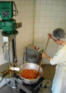 cuisson confiture carmel du Havre