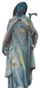 statue_therese_davila